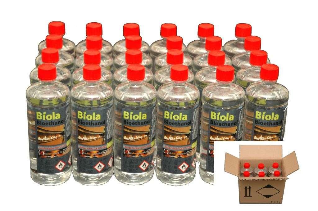 30L 'Biola' Premium Bioethanol Fuel