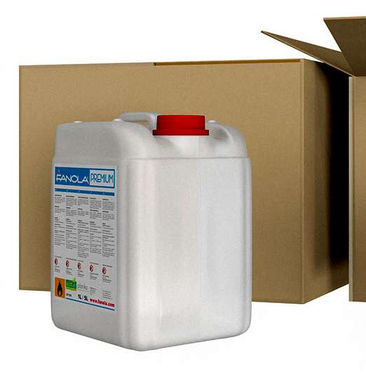 20L Bioethanol Fuel Fanola Brand Premium