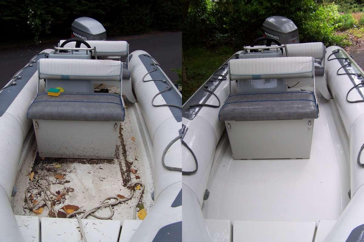 Boat Buddy RIB Tube Cleaner, 1-litre | bioethanolfires ie