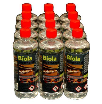12L 'Biola' Premium Bioethanol Fuel