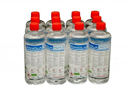 12L Premium 'Fanola' Bioethanol Fuel