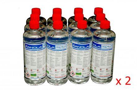 24L Premium 'Fanola' Bioethanol Fuel