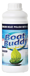 Premium Boat Polish with Wax, 1-litre