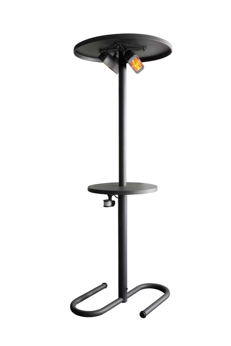 Varma Infrared Smokers Point 3000W IPX5 Electric Heater for Hotels & Restaurants