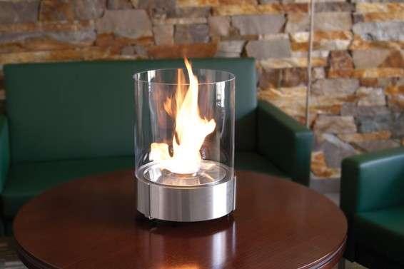 Planika Simple Commerce Bioethanol Fire